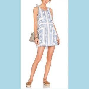 LOVERS + FRIENDS Colette Boho Mini Dress